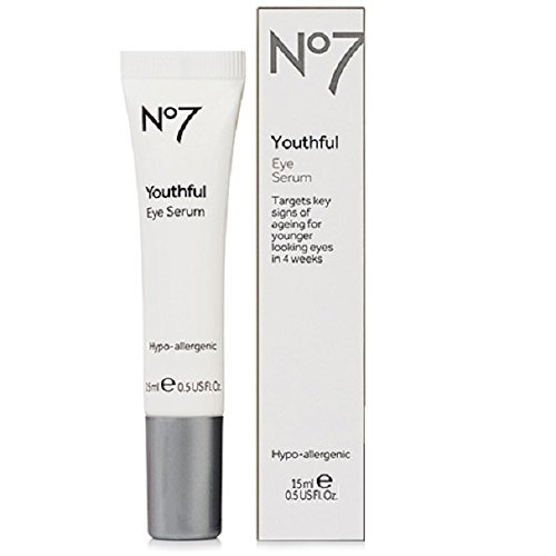 Boots No7 Youthful Eye Serum - .5 fl oz by Boots (Image #1)