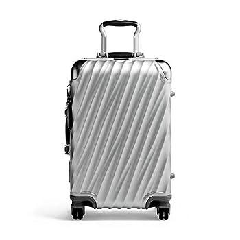 Image of Luggage TUMI - 19 Degree International Carry-On Luggage - Hardside Luggage for Men and Women - Silver