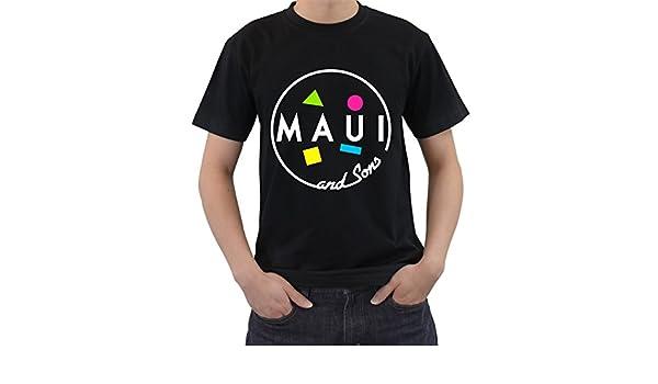 kidswow para hombre Maui y Sons patinete camiseta para ...