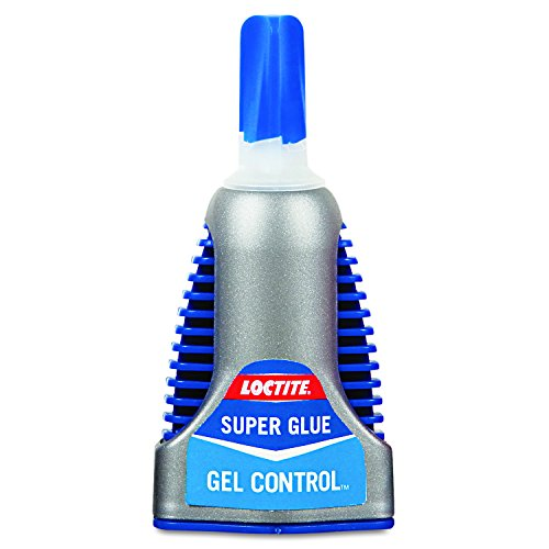 Loctite 1364076 Super Glue Easy Squeeze Gel, .14 oz, Super Glue Liquid
