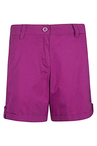 Mountain Warehouse Pantalón corto Lakeside para mujer Color baya