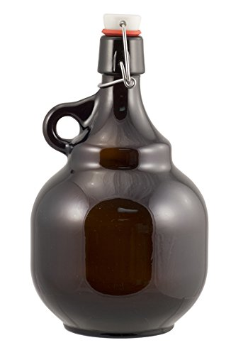Beer - 2L Amber Flip Top Palla Growler