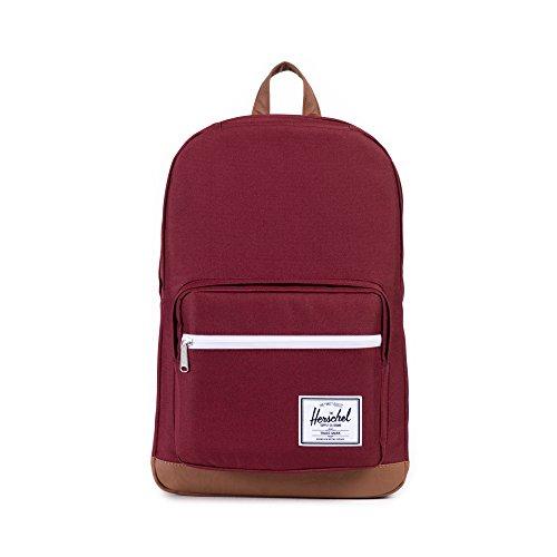 Herschel Pop Quiz Backpack-Windsor Wine/Tan