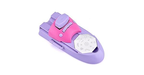 Amazon.com: Fashionwu impresora de uñas profesional Nail Art ...