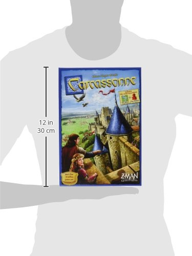 Z-Man Games Carcassonne by Z-Man Games (Image #3)