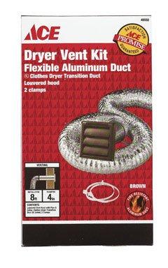Supurr-Flex Dryer Vent Kit (ACESK8BF) ()