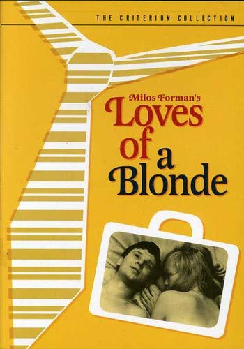 Loves of a Blonde (The Criterion -