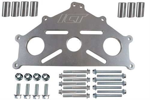 Engine Safe Stand Adapter Plate Chevy LS1 Duramax BBC SBC LS Heavy Duty Support 551897