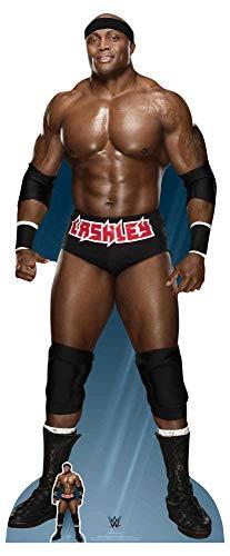 Star Cutouts SC1249 Official Lifesize Cardboard WWE Figure Bobby Lashley 190cm Tall, Multicolour]()
