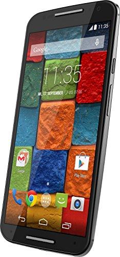 Motorola Moto X 16GB XT1092 (2nd Gen 2014) 3G - BLACK LEATHER (SIM Free/Unlocked) UNLOCKED FACTORY XT1092