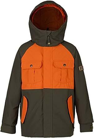 Amazon.com: Burton Fray Snowboard Jacket Kids Sz M: Clothing