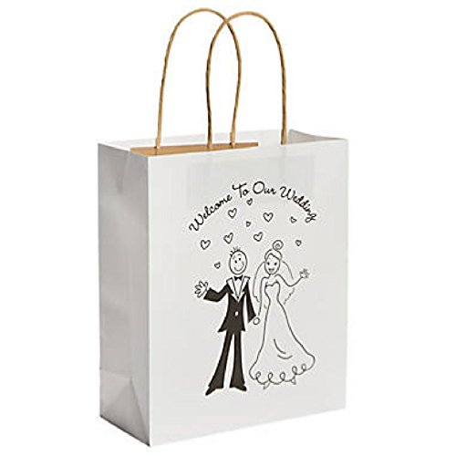 BizzyBecca Wedding Activities for Kids - Individually Packaged Wedding Coloring Books and Crayons, Wedding Favor Bags, Paper Wedding Childrens Activity Placemats and Scavenger Hunt Sheets by BizzyBecca (Image #3)