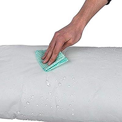 COMFORTNIGHTS Waterproof Pillow: Amazon