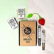 Simplicity Teas - Wellness Tea Discovery Subscription Box