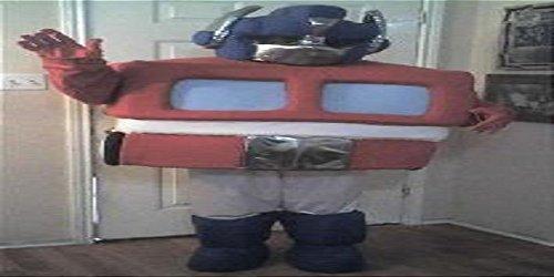 Transformer Costume Rental (Transformer Mascot Costume)