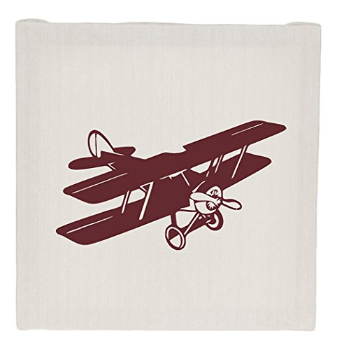 Glenna Jean Fly-By Wall Art, Airplane on White