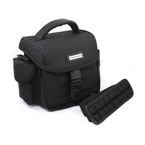 CaseCrown Air Cell Lined Case for Canon EOS Rebel Series