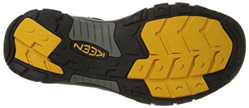 H2 Sandales noir Keen 0 Noir Randonne Hommes Newport R6vqzv