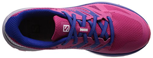 000 Web Yarrow Donna W Running Sense Scarpe The Salomon Escape Lilac Pink Trail Rosa Surf da Gray nZa1qFwvF