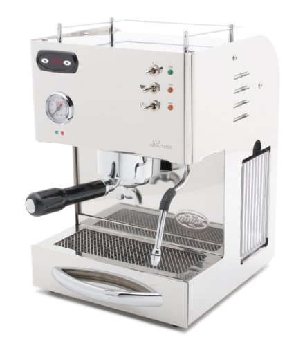 Quick Mill Silvano Espresso Cappuccino Coffee Machine