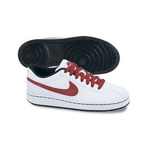 Nike Brutez Plus (Gs) - Zapatillas para niño, color blanco / rojo / negro