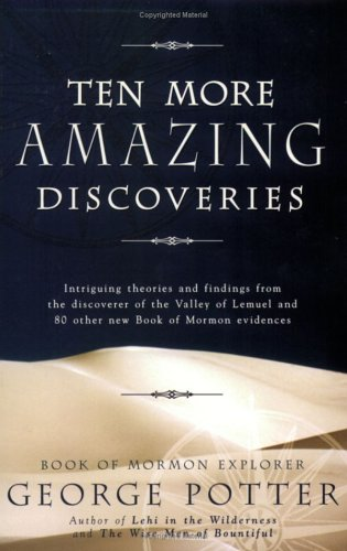 Ten More Amazing Discoveries pdf epub
