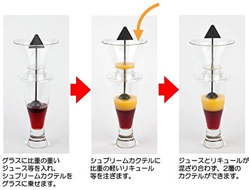 Supreme Cocktail Cocktail Transparent Appareil A Cocktail En