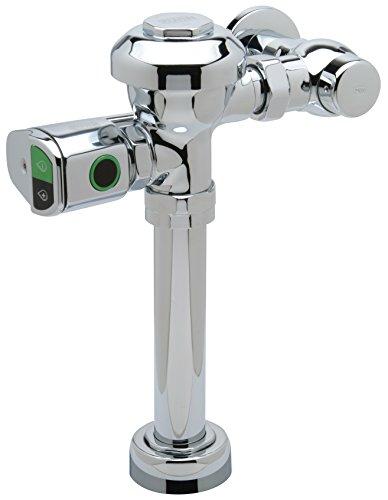 Zurn ZR6000AV-WS1-DF Sensor Operated Battery Powered Flush Valves For Water Closets With Dual Flush
