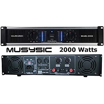 Musysic SYS-2000 2-Channel