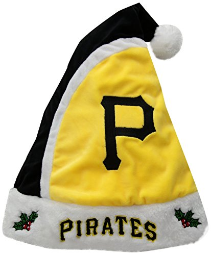 Pittsburgh Pirates 2015 Basic Santa Hat -