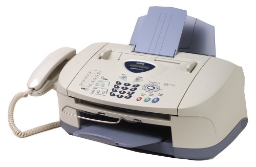 UPC 012502610083, Remanufactured Brother EPPF-1820C Color Plain Paper Fax Machine