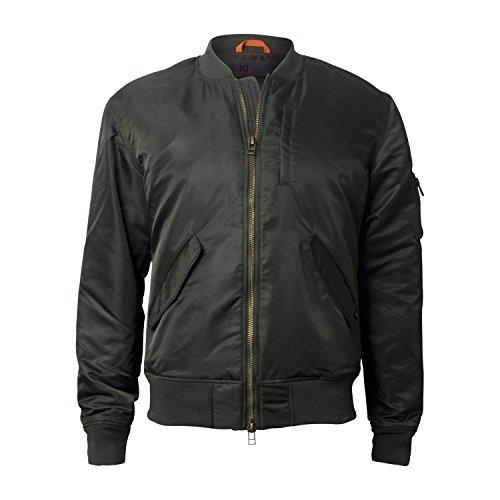 berlin Giacca Iq L Uomo Jacket Oliva Bomber CqdWx5Ud