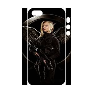 The Hunger Games 3 YT0012903 3D Art Print Design Phone Back Case Customized Hard Shell Protection Iphone 5,5S