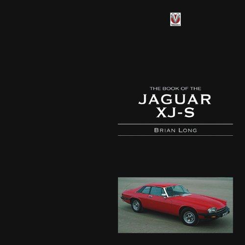 Book of the Jaguar XJ-S