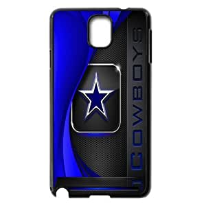 WY-Supplier Funny Fashion Dallas Cowboys phone case, NFL for Samsung Galaxy note 3 Faceplate Hard Back Protector Case Snap On Cover fits Sprint, Verizon, AT&T Wireless Vazza
