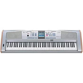 Yamaha dgx505 ad dgx505 88 key electronic for Yamaha ypg 535 weighted keys