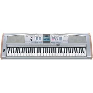 Yamaha dgx505 ad dgx505 88 key electronic for Yamaha piano keyboard models