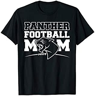 [Featured] Panther Football Mom - High School Football Athletics in ALL styles   Size S - 5XL