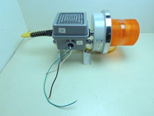 Federal Vibratone Horn Model 350 Series B1 ADAPTABEACON 50A-N5-40WH 120V (Federal Vibratone Horn Model 350 Series B1)