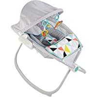 Fisher-Price Premium Auto Rock 'n Play Sleeper with Smart Connect, Multi Colo...