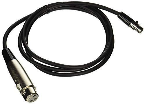 WA310 4-Feet Microphone Adapter Cable, 4-Pin Mini Connector (TA4F) to XLR(F) ()