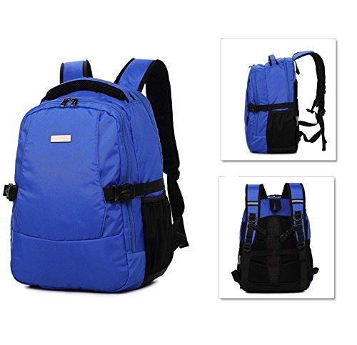 Global- Negro, Nylon multifunción mamá bolsa Madre paquete de gran capacidad Las mujeres embarazadas azules Saliendo mochila ( Color : Negro ) Azul