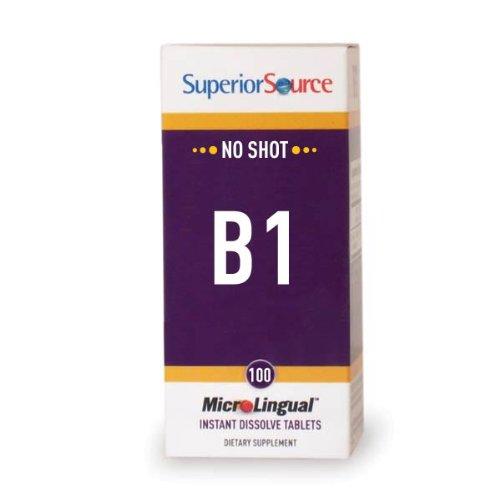 Superior Source de vitamine B1 100