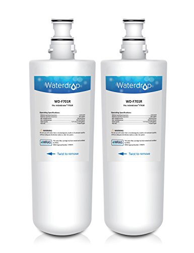 Waterdrop F701R Water Filter Replacement for F-701R (ISE) InSinkErator Hot...