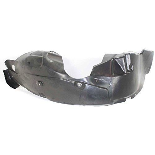 Splash Shield Front Right Side Fender Liner Plastic for SEBRING 07-10 Convertible/Sedan