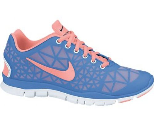 finest selection 3b35c 9bccb Nike Women s WMNS FREE TR FIT 3, DISTANCE BLUE ATOMIC PINK ARMORY NAVY
