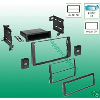 stereo install dash kit toyota camry 05 06. Black Bedroom Furniture Sets. Home Design Ideas