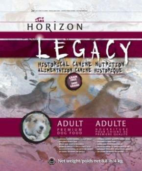 Horizon Legacy Grain-Free Dry Adult Dog Food, 8.8 Pounds, My Pet Supplies