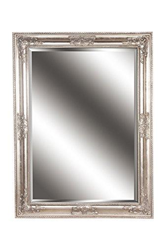 Spiegel Wandspiegel Antik Silber Zita 90 X 70 Cm Amazon De Kuche