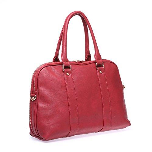 sac rouge femme